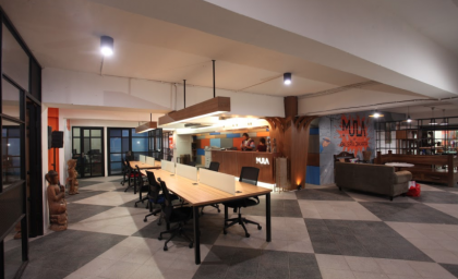 Mengenal Co-Working Space