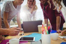 Rethinking: Disain Ruang Kerja Milenial & Gen Z