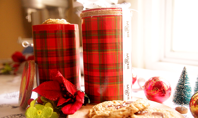 CREATE! : DIY COOKIES GIFT WRAPING