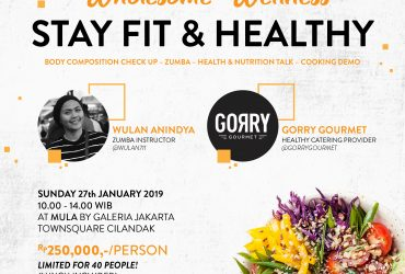 Wholesome Wellness – Stay Fit & Healthy
