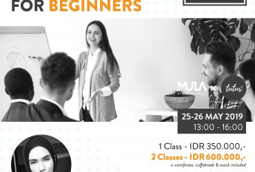 2 Day Course : Public Speaking For Beginners