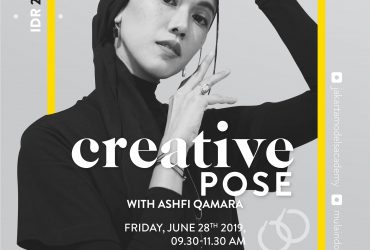 MULA X JMA – Creative Pose with Ashfi Qamara