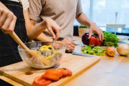 COOKING : Manfaat Belajar Mengolah Makanan Sendiri