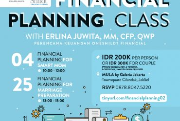 Financial Planning Classes with OneShidlt