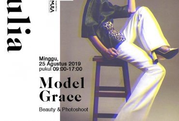 Jakarta Models Academy : One Day Class with Julia