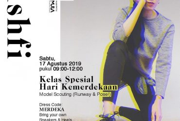 Jakarta Models Academy : Special Class with Ashfi Qamara