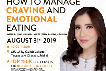 How to Manage Craving & Emotional Eating with dr. Yovi