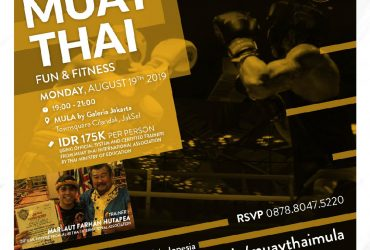 MULA Get Fit : MUAY THAI with H Brothers Camp