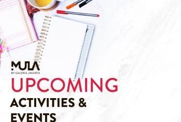 BERMULA PROGRAMS & ACTIVITIES – AUGUST 2019