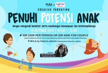 MULA x LIGHT HUT CREATIVE PARENTING