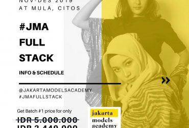 Jakarta Models Academy Full Stack Program