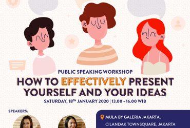 Public Speaking Workshop with Talk to Coach